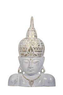 MEZZO BUSTO BUDDHA THAILANDESE