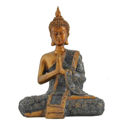 BUDDHA THAILANDESE IN PREGHIERA