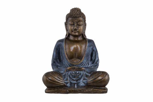 BUDDHA THAILANDESE CON GAMBE INCROCIATE